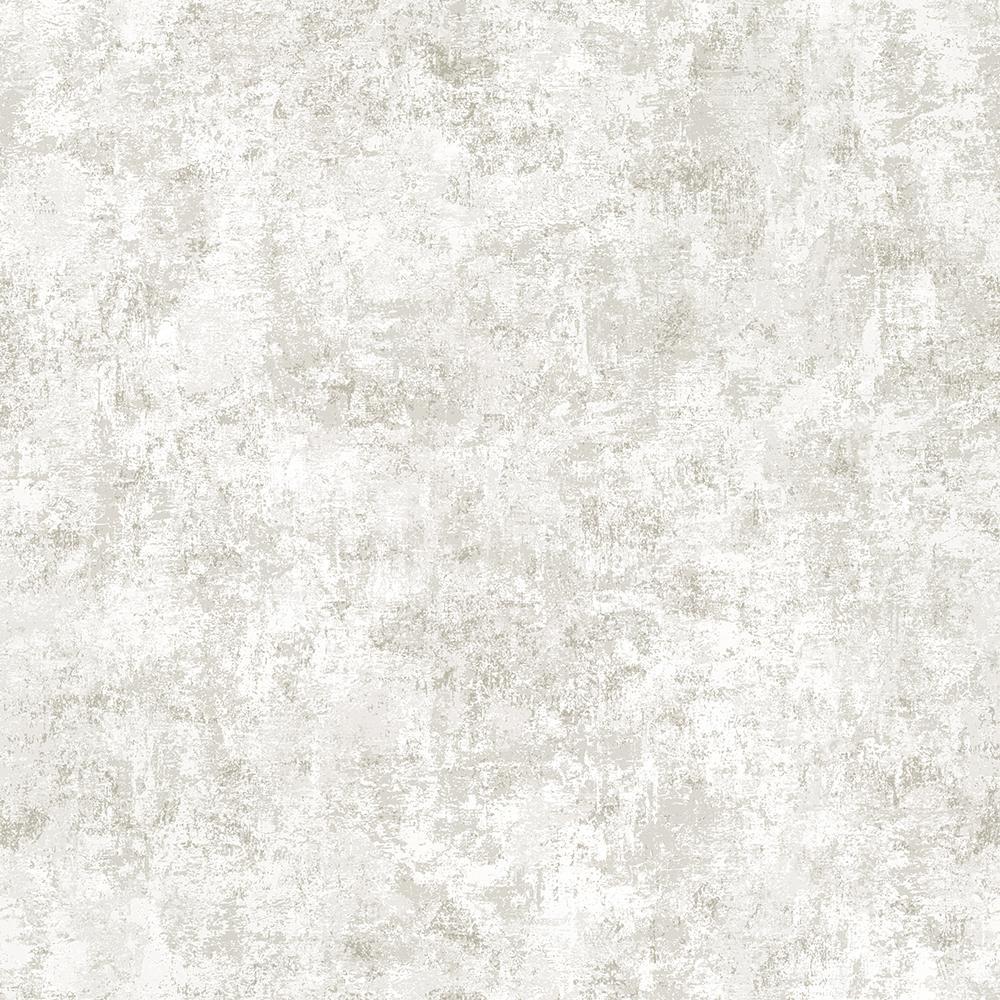Tempaper Distressed Gold Leaf Pearl Self-Adhesive Removable Wallpaper DI534