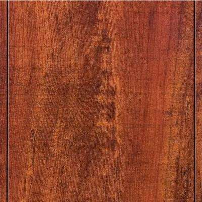 High Gloss Perry Hickory 8 mm Thick x 4.92 in. Wide x 47.80 in. Length Laminate Flooring (627.36 sq. ft. / pallet)