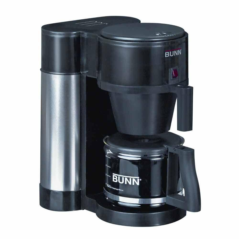Bunn 10-Cup Velocity Brew High-Altitude Contemporary Home Brewer-DISCONTINUED