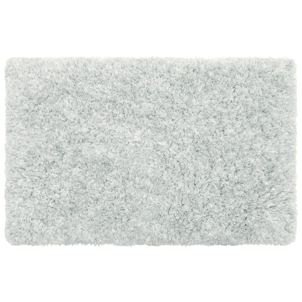 Plush Dusk Rug: Sophia Plush 2 Ft. X 4 Ft. Area Rug In Dusk Blue-YMA007562
