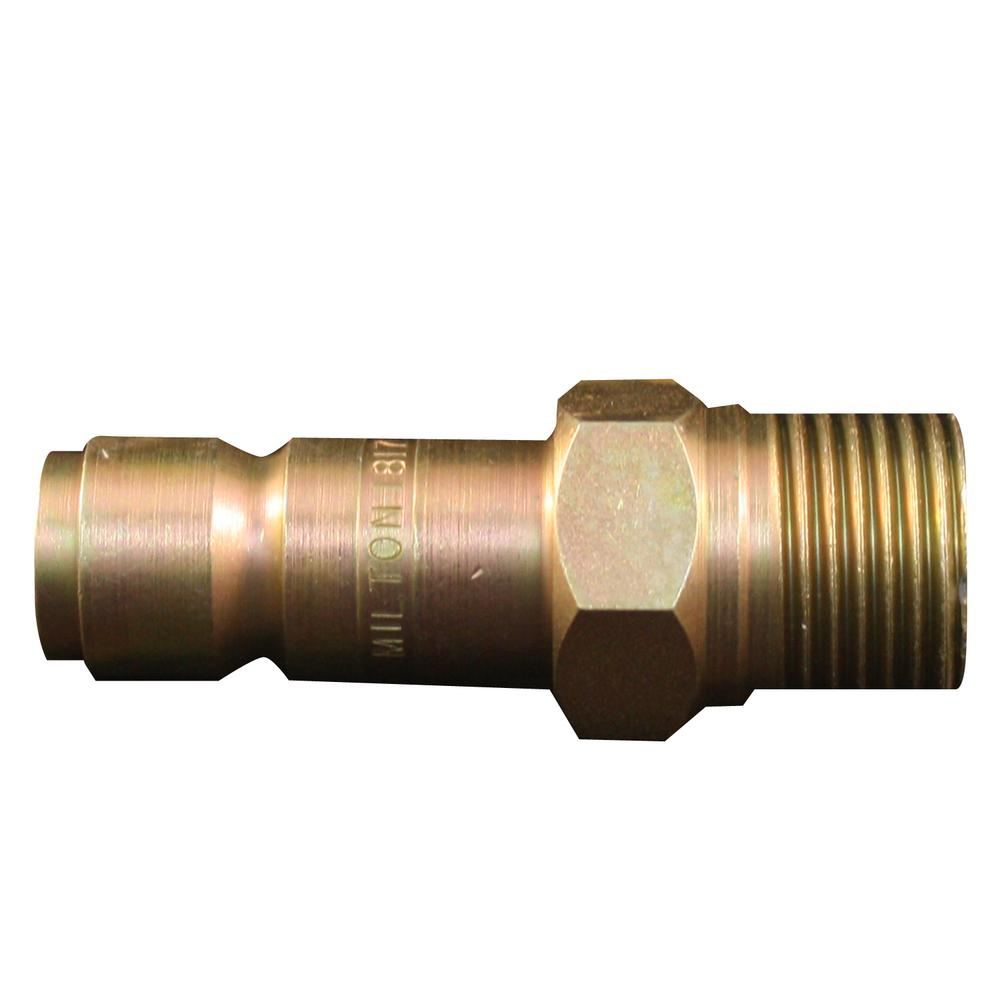 1/2 in. MNPT G Style Plug (5-Piece)