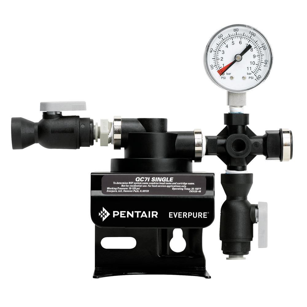 QC7I Single Water Filter Head