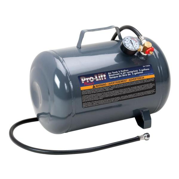 Pro-Lift W-1005 Grey 5 Gallon Air Tank