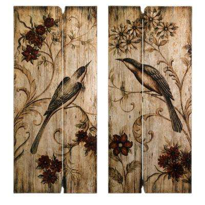 Norida Bird Decor (Set of 2)