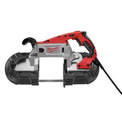 11 Amp Deep Cut Band Saw with Hard Case