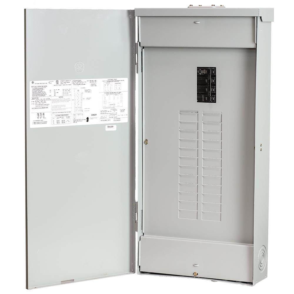 PowerMark Gold 150 Amp 24-Space 30-Circuit Outdoor Main Breaker Circuit Breaker