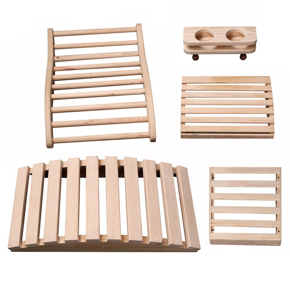 Deluxe Sauna Accessory Kit