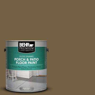 1 gal. #PPU7-2 Tree Swing Gloss Porch and Patio Floor Paint