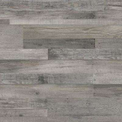 Woodland Ashen Estate 7 in. x 48 in. Rigid Core Luxury Vinyl Plank Flooring (23.8 sq. ft. / case)
