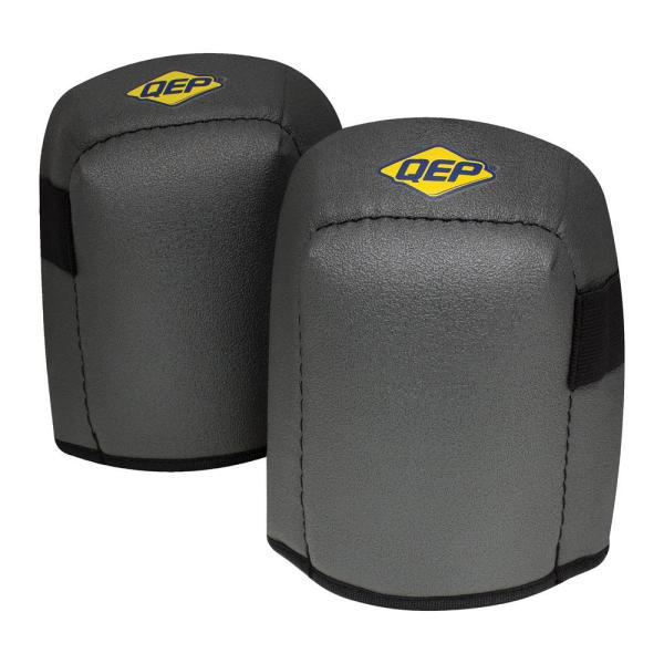 Comfort Grip Neoprene Knee Pads with Foam Padding and Pen Storage