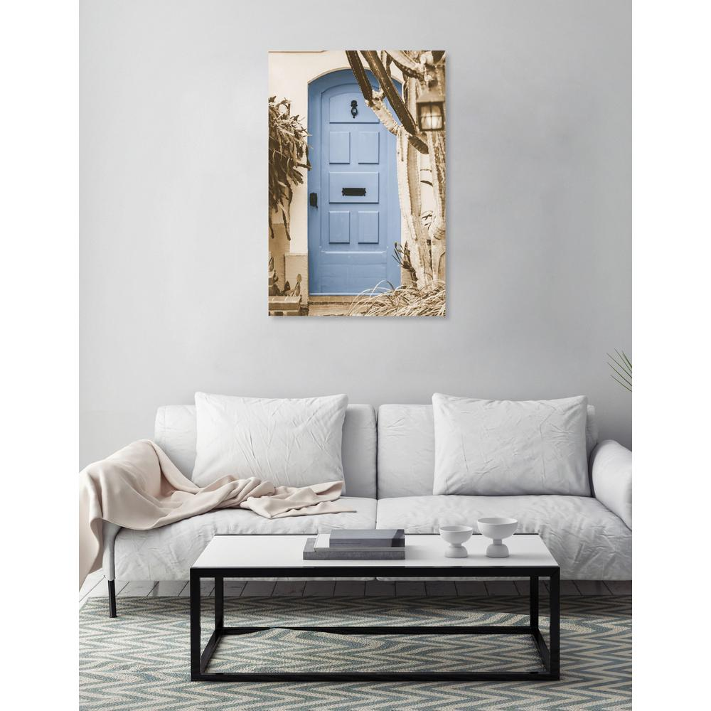 The Oliver Gal Artist Co. 30 in. x 45 in. \'Dream Door\' by Oliver Gal ...