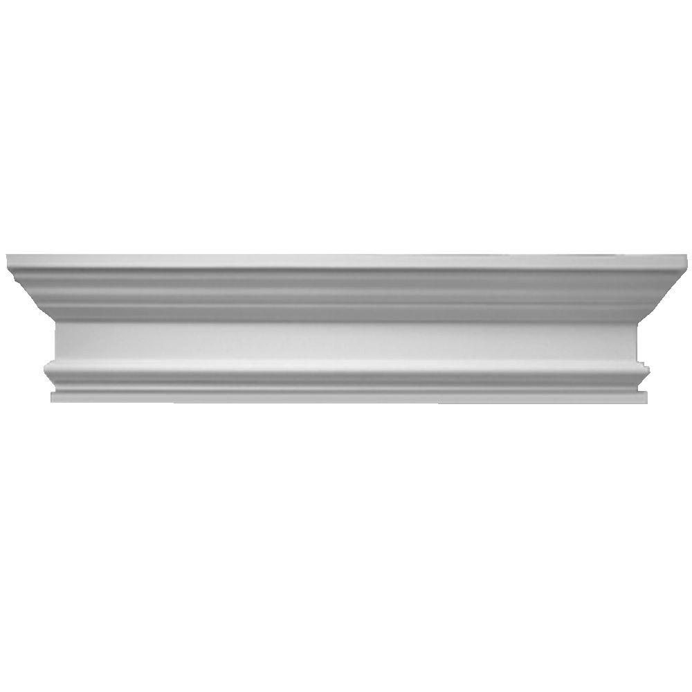 36 in. x 9-5/32 in. x 3-3/4 in. Polyurethane Window and