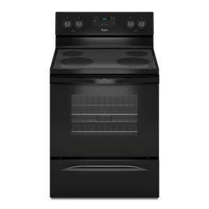 Whirlpool 4.8 cu. ft. Electric Range WFE320M0EB Deals
