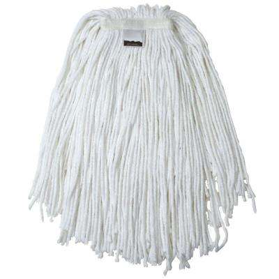 #20, 4-Ply Cotton Mop Head with Cut-Ends