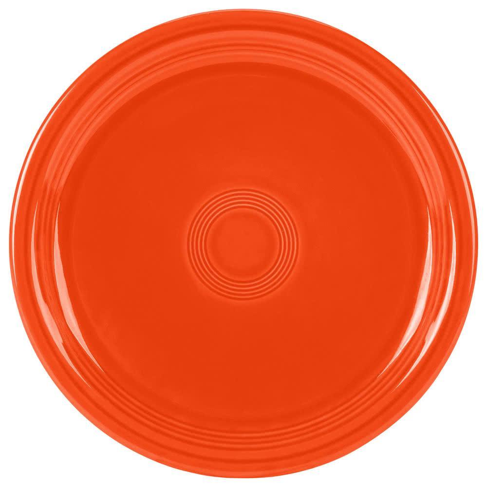 9 in. Poppy Bistro Buffet Plate