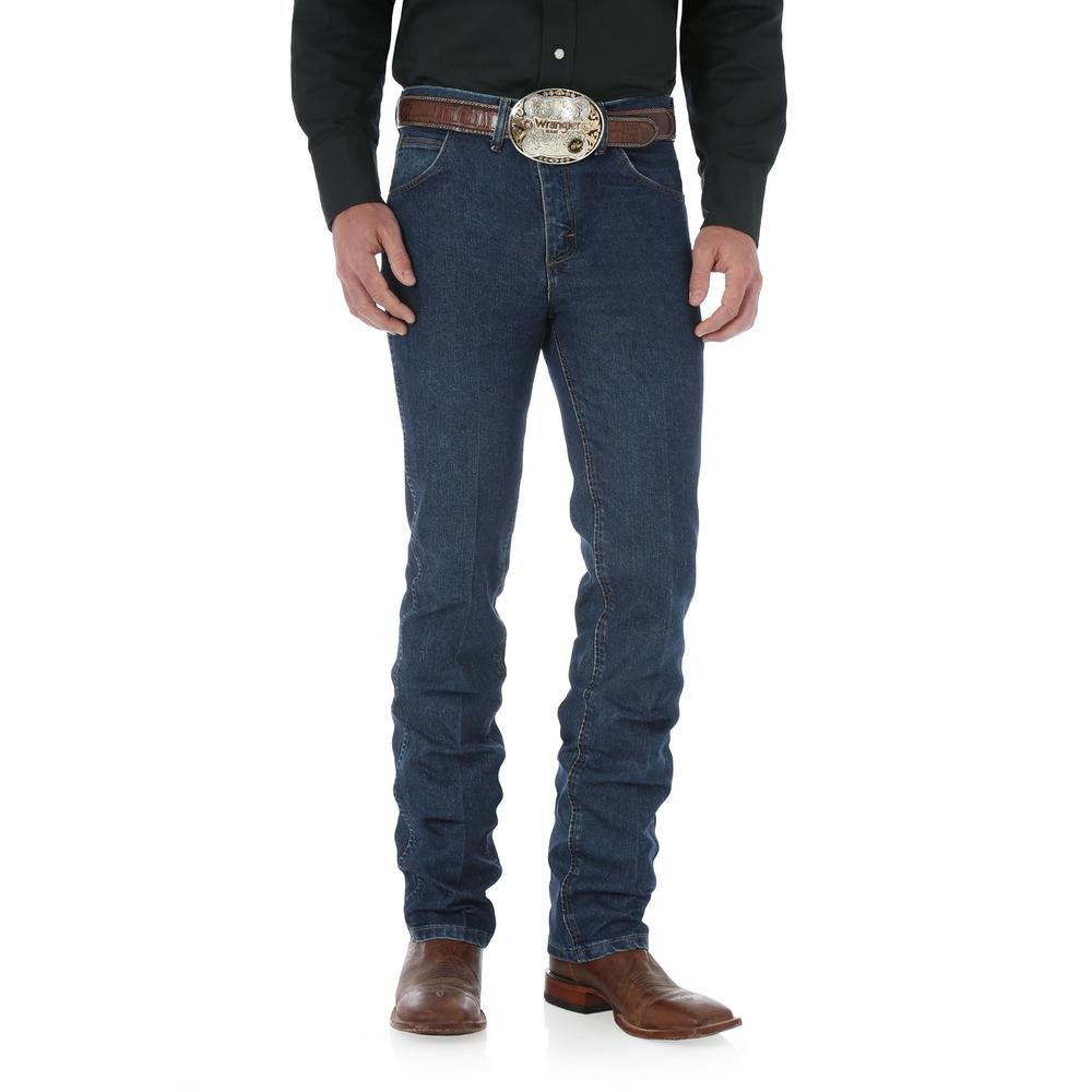 Wrangler Men's 38x38 Cool Vantage Jean