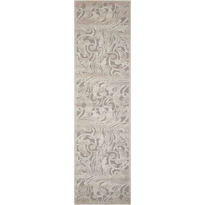 Graphic Illusions Gycam 2 ft. x 8 ft. Runner Rug