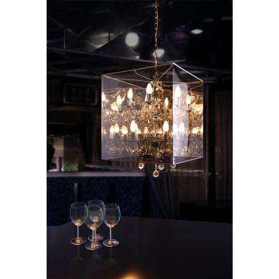 Centurion 10-Light Translucent Ceiling Pendant