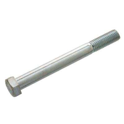 1/2 in. x 10 in. Zinc-Plated Hex Bolt