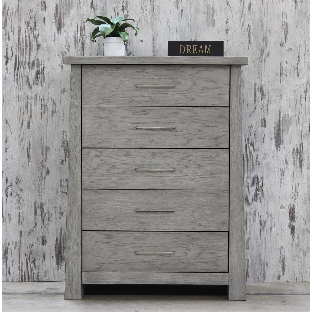 Grey Wood Chest Of Drawers | Home design ideas