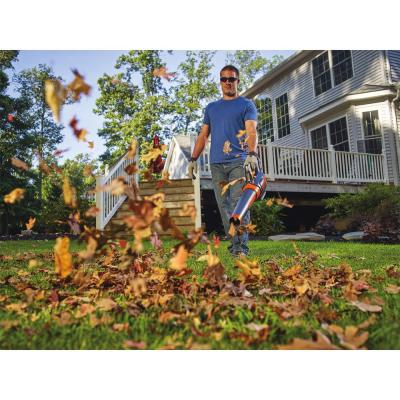 100 MPH 400 CFM 60V MAX Lithium-Ion Cordless Handheld Leaf Blower with (1) 1.5Ah Battery and Charger Included