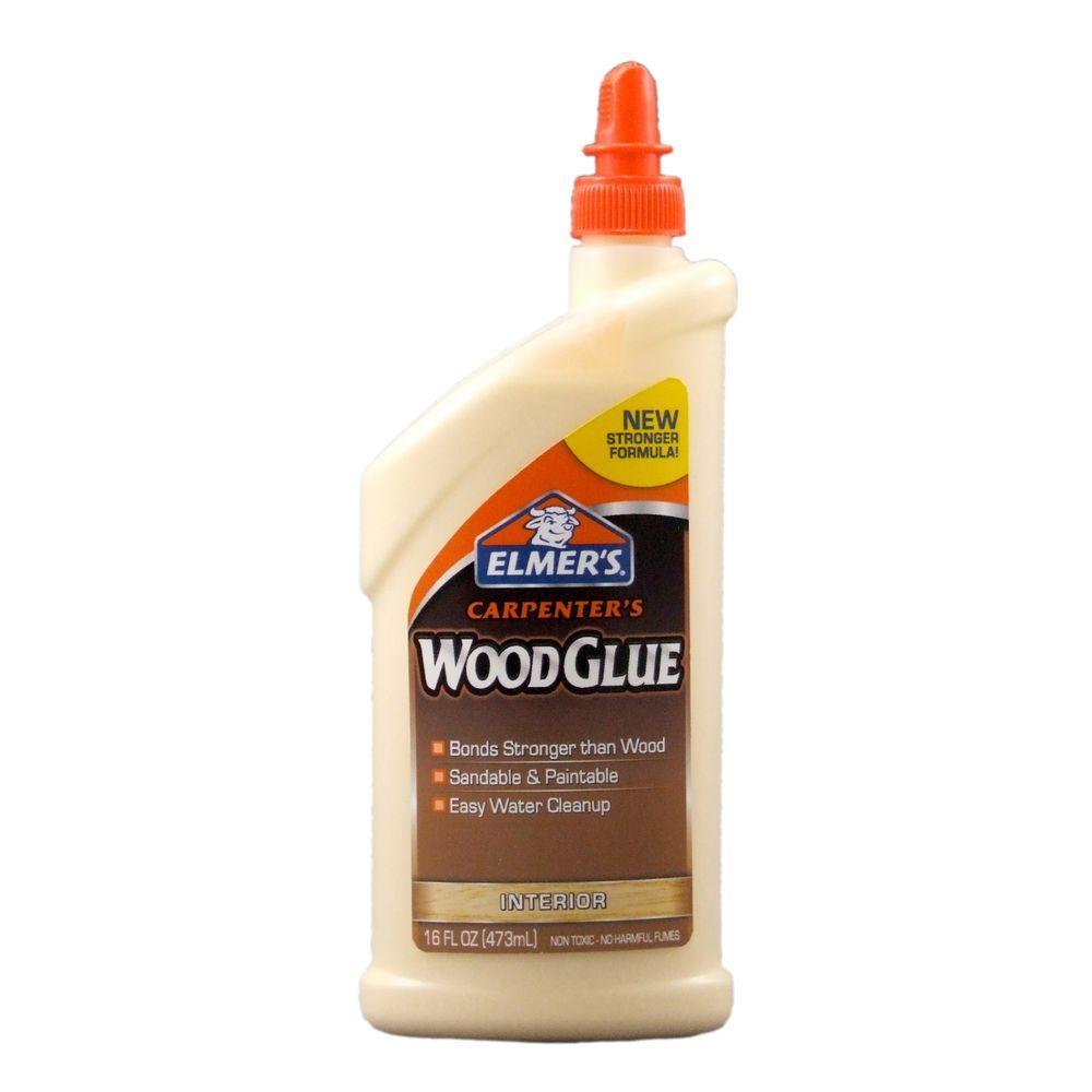 Elmer's 16 oz. Carpenter's Wood Glue