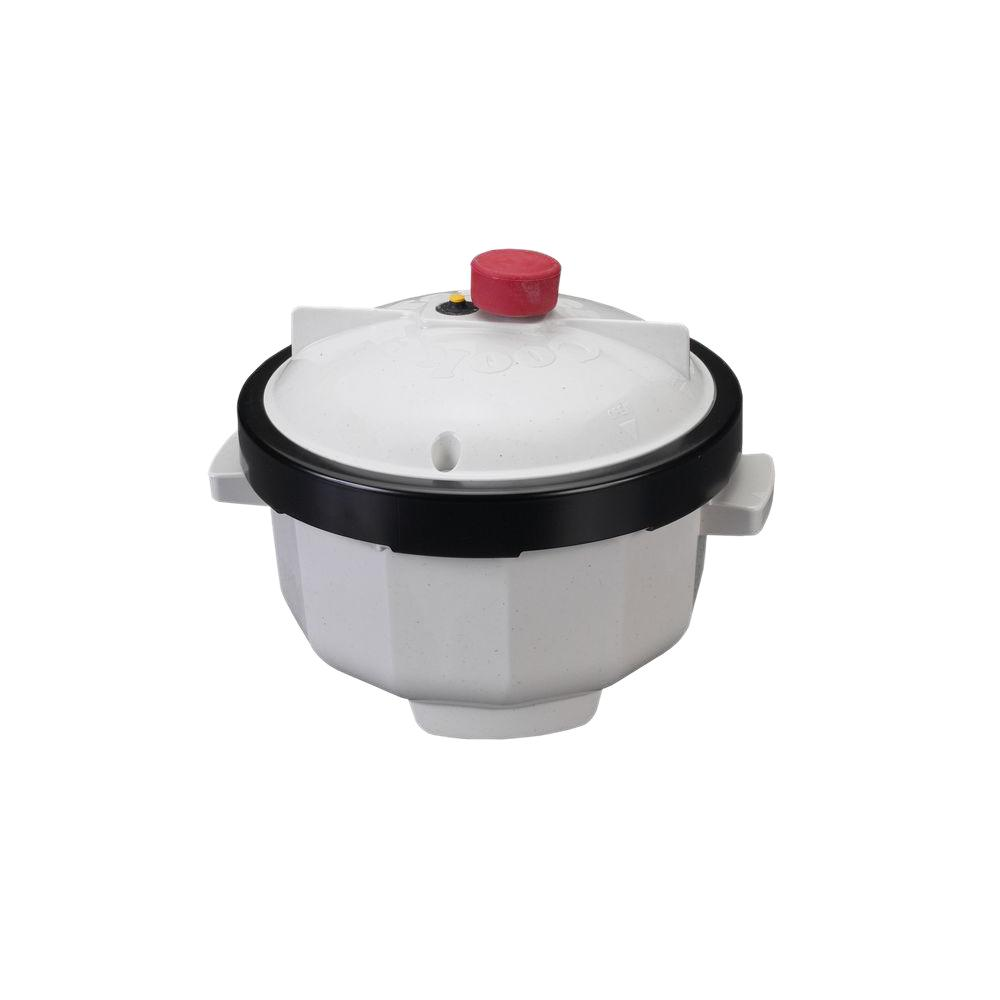 Nordic Ware Plastic White Microwave Tender Cooker 62104m