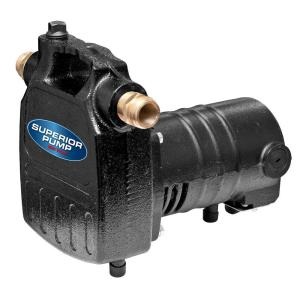 Superior Pump 1/2 HP Non-Submersible Transfer Pump by Superior Pump