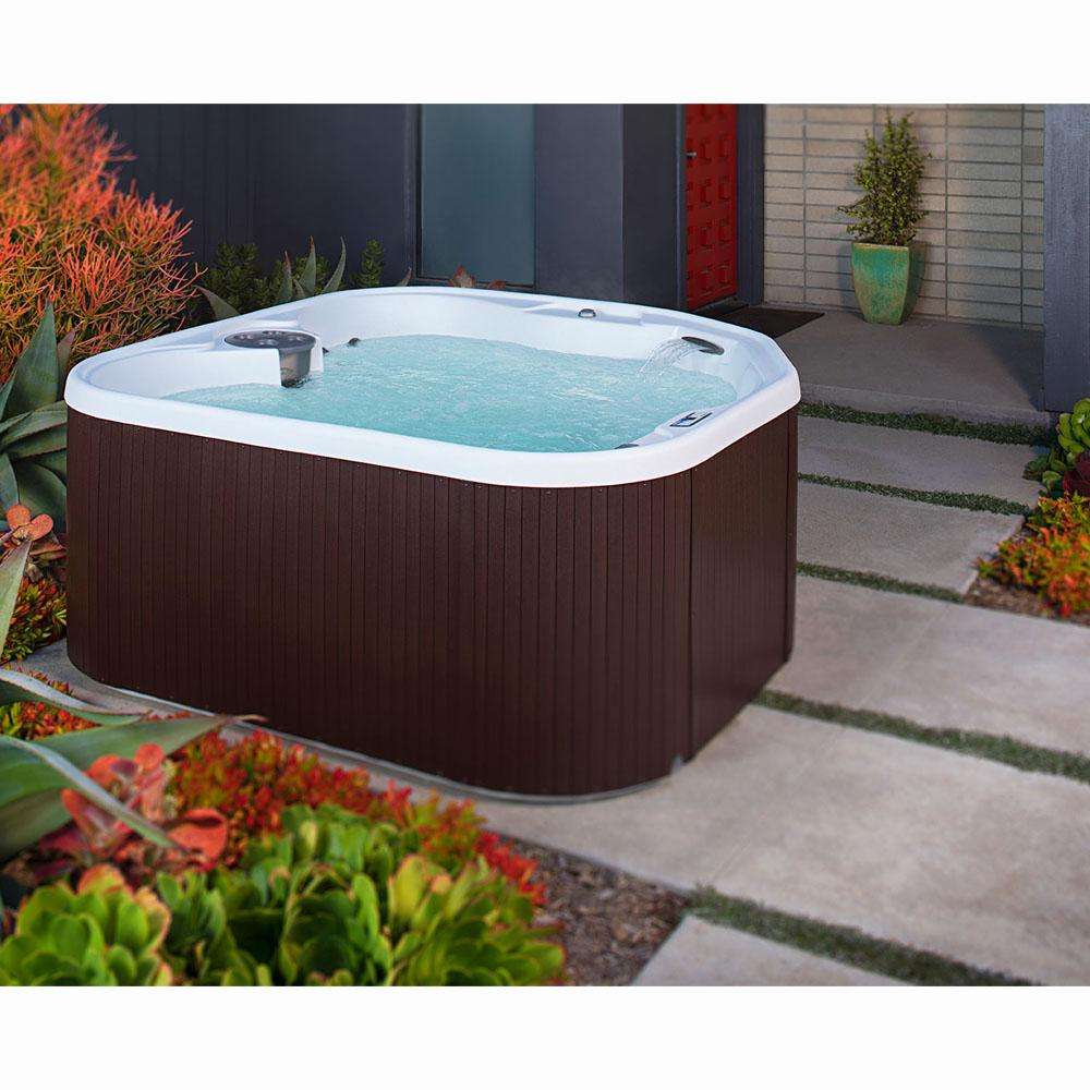 Lifesmart - Hot Tubs - Hot Tubs & Home Saunas - The Home Depot