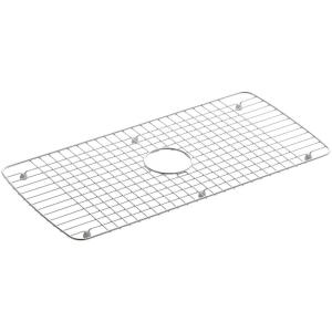 Cape Dory 27-1/2 in x 13-3/8 in. Bottom Sink Bowl Rack in Stainless Steel