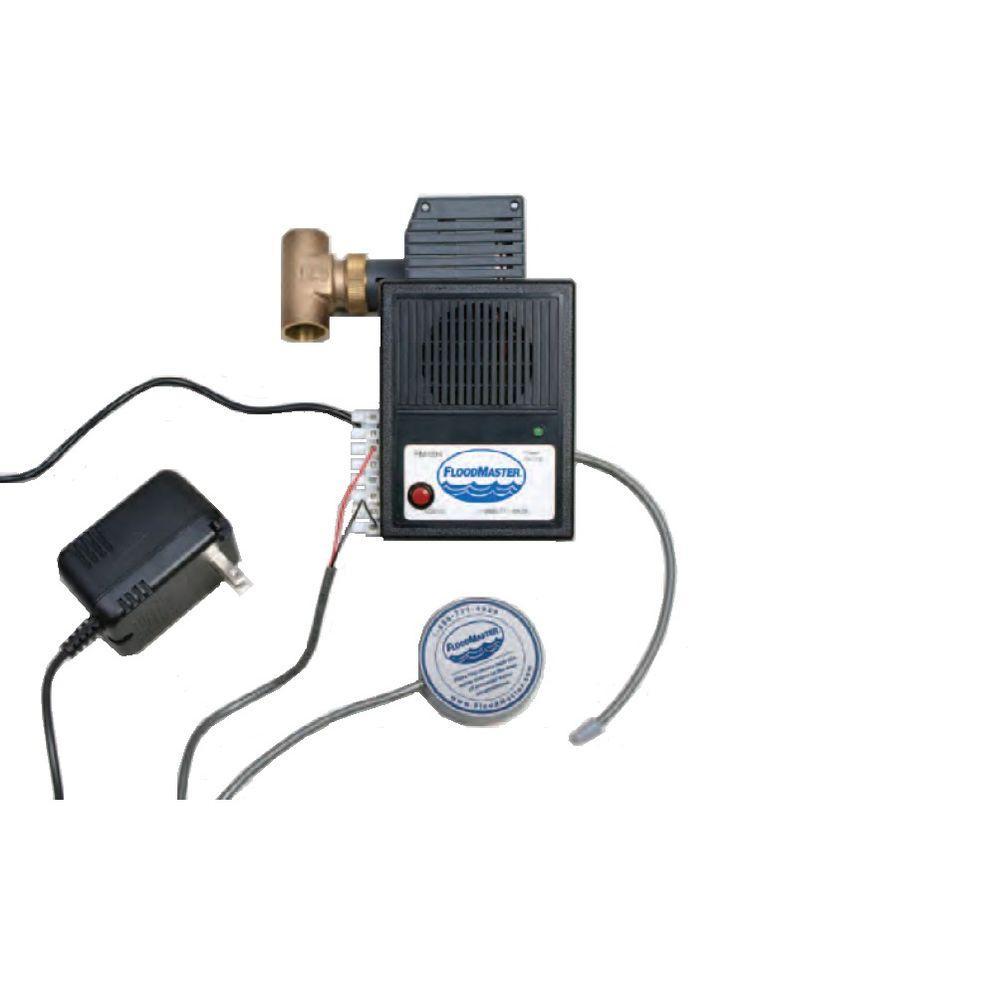 null Floodmaster Water Heater Leak Detection System