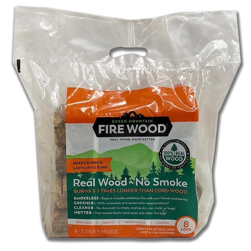 8 Bundle Firewood 100% Real Wood