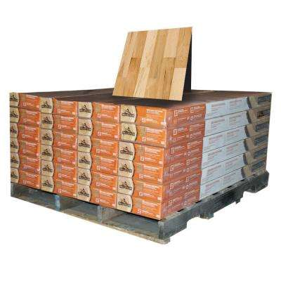 Maple Vintage Natural 3/8 in. Thick x 4-1/4 in. Wide x Random Length Engineered Click Wood Flooring (480 sq. ft./pallet)
