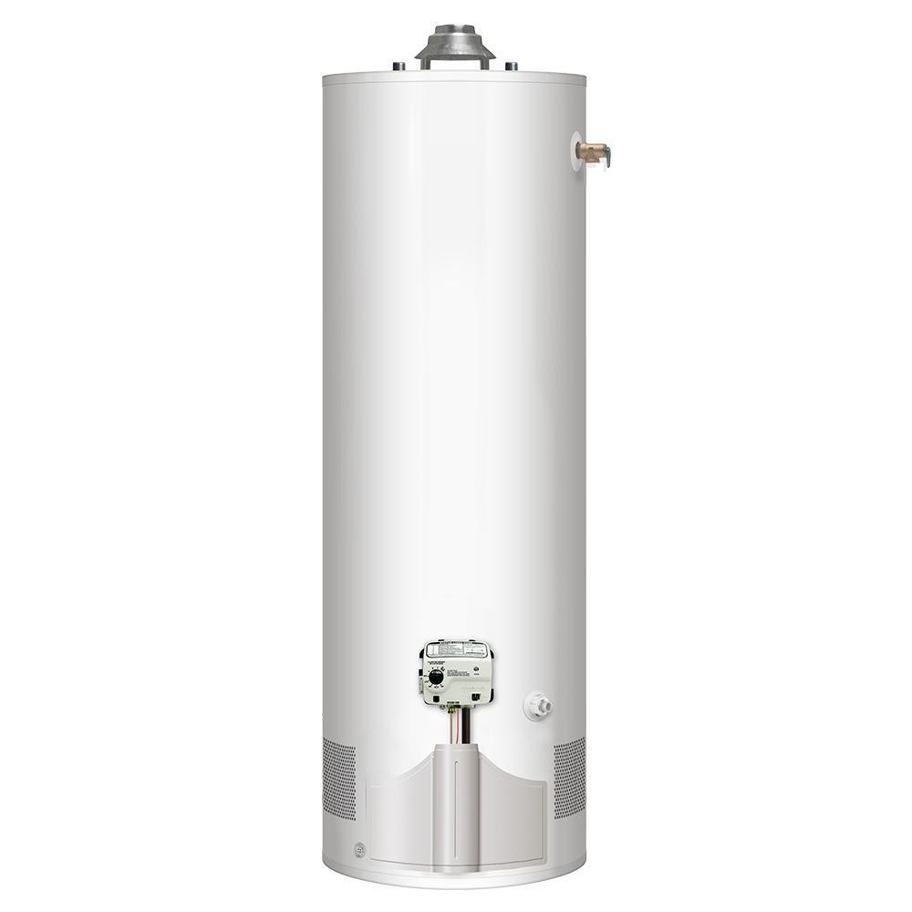Sure Comfort 40 Gal Tall 3 Year 38000 BTU ULN Natural Gas Tank