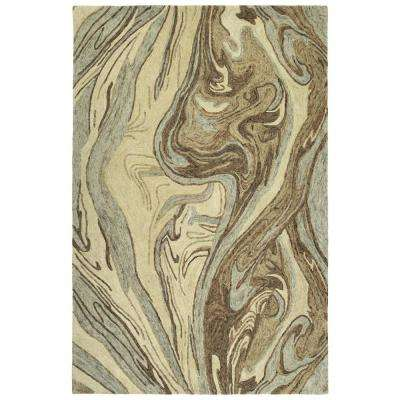 Marble Sand 10 ft. x 13 ft. Area Rug