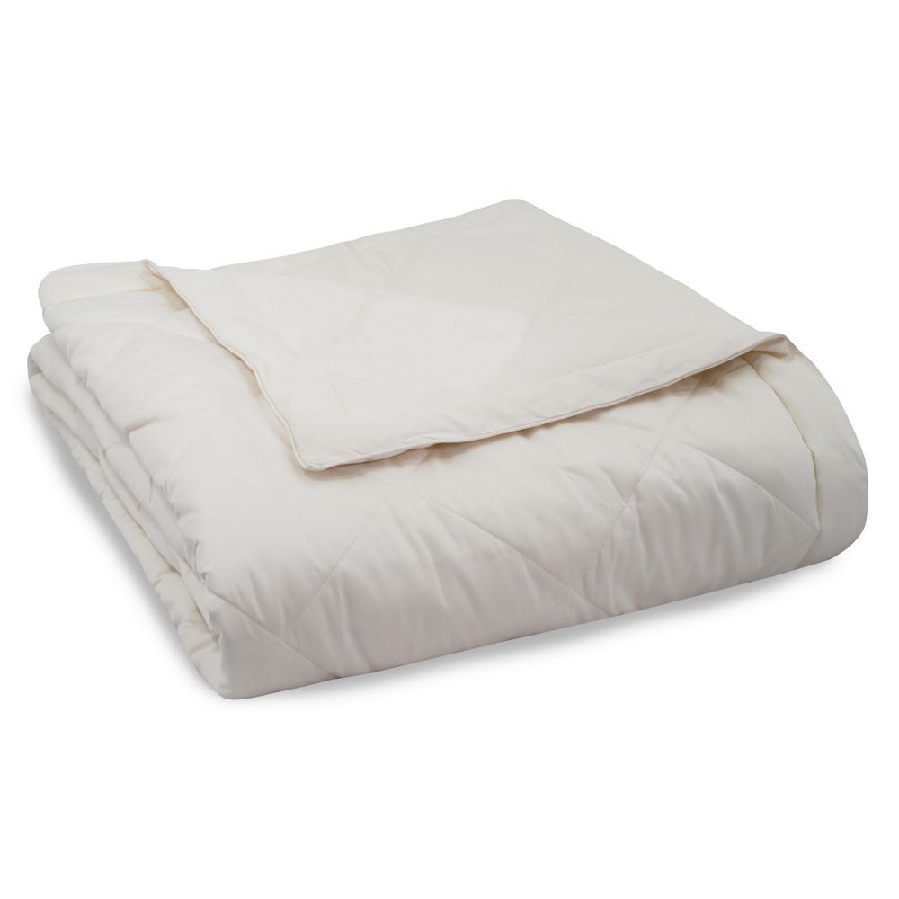 Down Alternative King Polyester Fill Blanket