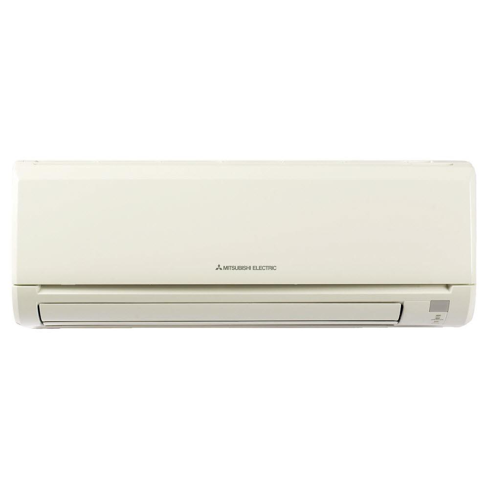 Mitsubishi installed m series indoor wall mount ductless for Split wall