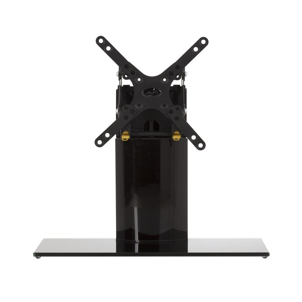 AVF Universal Table Top TV Stand/Base Adjustable Tilt And Turn  For Most TVs