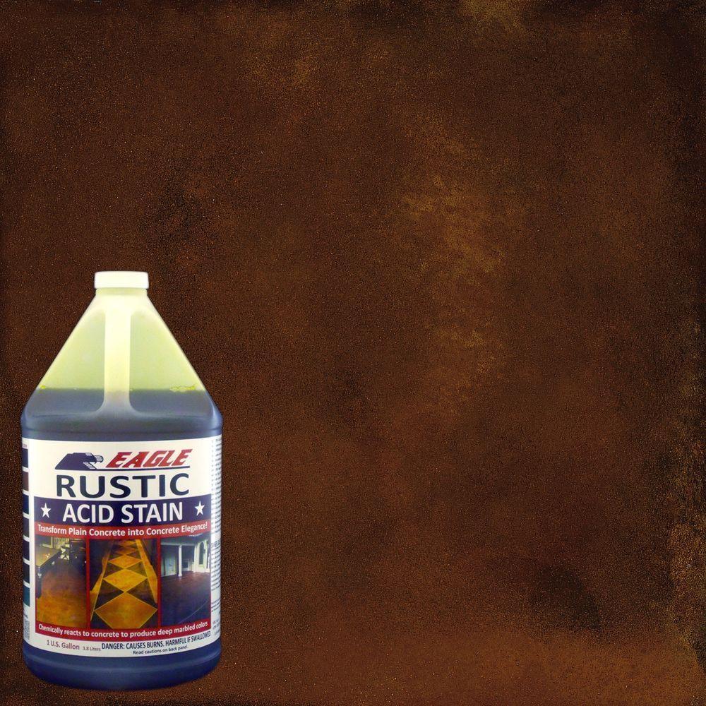 1 gal. Rustic Interior/Exterior  Concrete Acid Stain
