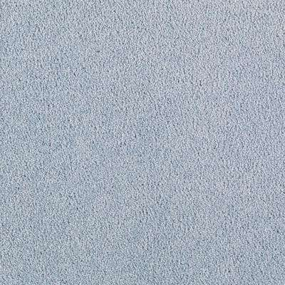 Carpet Sample - Shining Moments I (S) - Color Surf Texture 8 in. x 8 in.