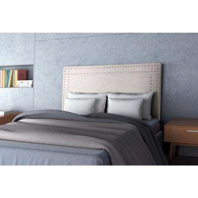 Renaissance Dove Gray Full Headboard