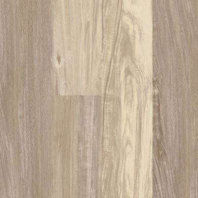 Acacia Beige and Grey 6 in. Wide x 36 in. Length Click Floating Vinyl Plank Flooring (20.34 sq. ft./case)