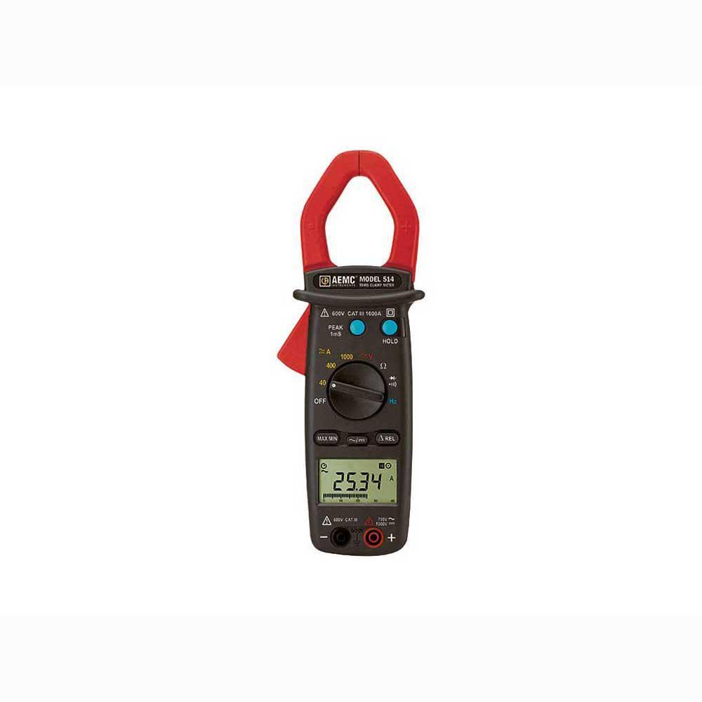 1000A Ac Digital Clamp Meter