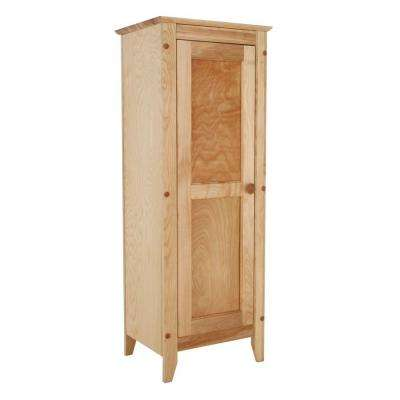 Natural Oiled Finish Storage Cabinet