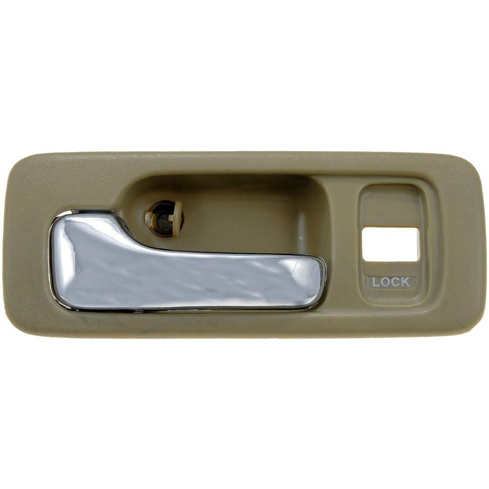 Motorking B645 98 02 Honda Accord Rear Left Outside Door Handle Silver Nh 612m Walmart Com Walmart Com