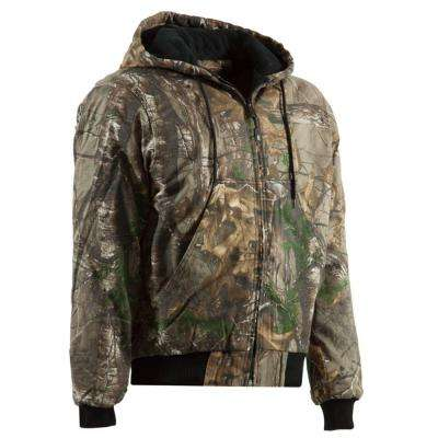 Men's Medium Real Tree Xtra Deerslayer Jacket