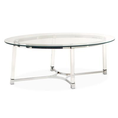 Sophia Clear Coffee Table