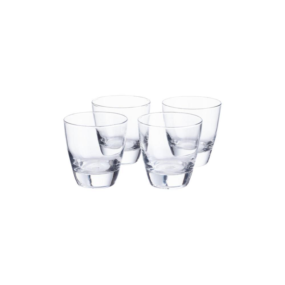 Egerton 10.75 fl. oz. Double Old-Fashioned Glasses (Set of 4)