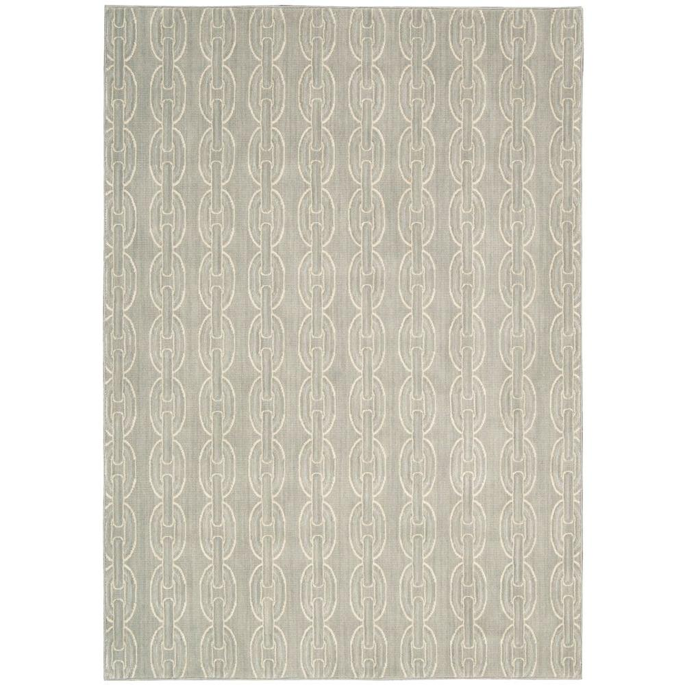 Nourison Nepal Quartz 7 ft. 9 in. x 10 ft. 10 in. Area Rug