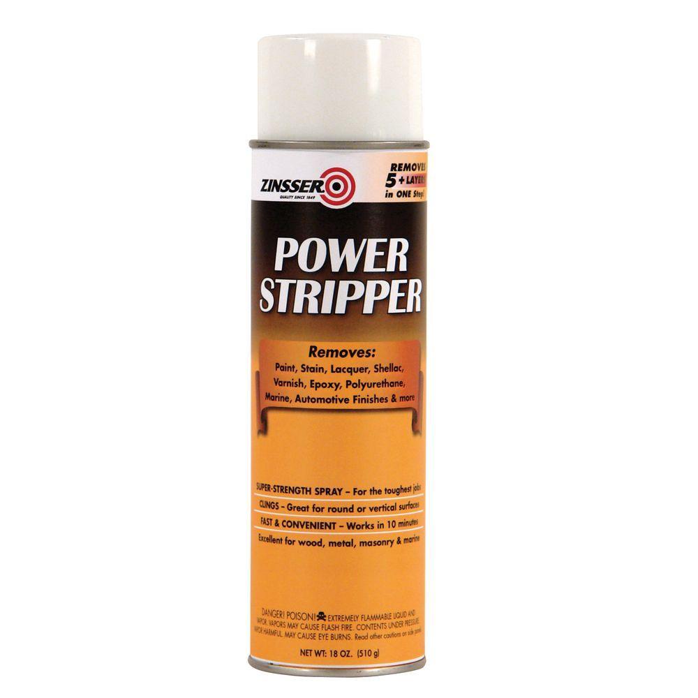 Zinsser 18 oz. Power Stripper Spray (Case of 6)